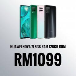 HUAWEI NOVA 7I 8GB RAM...