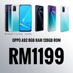 OPPO A92 8GB RAM 128GB ROM