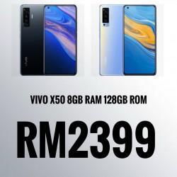 VIVO X50 8GB RAM 128GB ROM